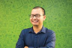 Chàng trai muốn thay đổi số phận người Việt bằng giáo dục