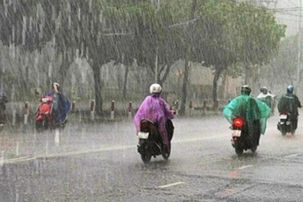 Dự báo thời tiết 8/5: Bắc Bộ có nơi đề phòng mưa đá