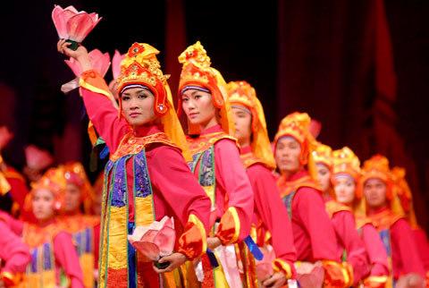 Nhã nhạc cung đình Huế sẽ được giới thiệu đầu tiên tại 'Đại lộ di sản'