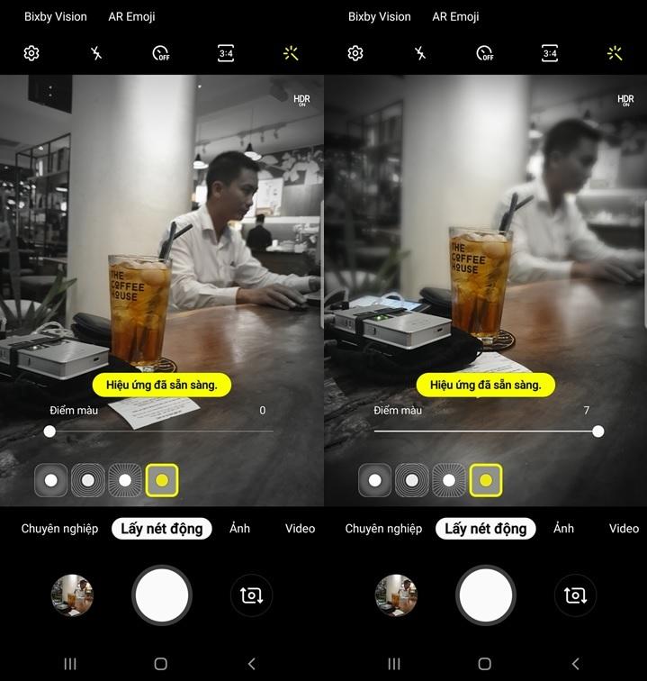 """Khai thác tính năng chụp """"điểm màu"""" độc đáo trên Galaxy S10"""