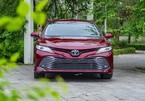 Toyota Camry 2019 nhập Thái ngược dòng thị trường
