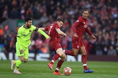 Nguyên nhân khiến Messi và Barca thảm bại tại Anfield