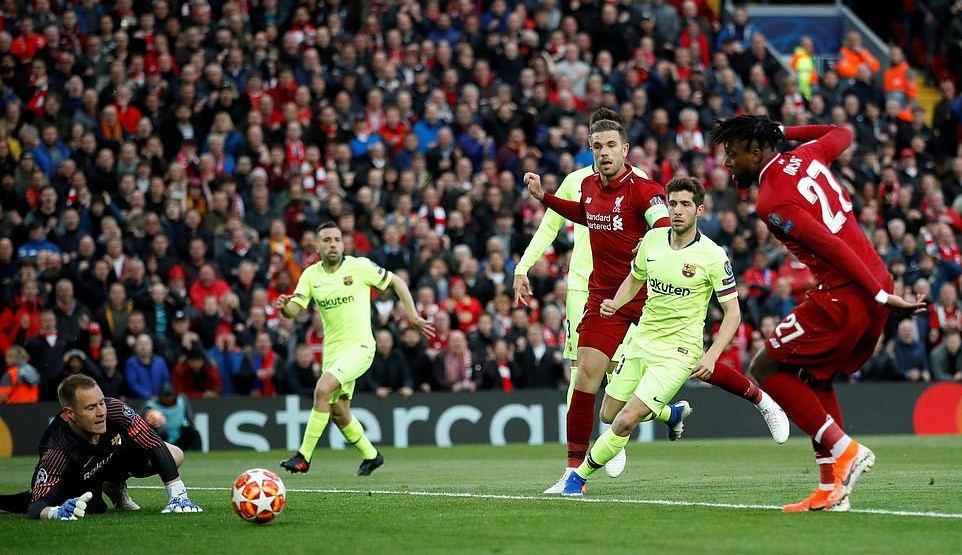 Liverpool,Barca,Messi