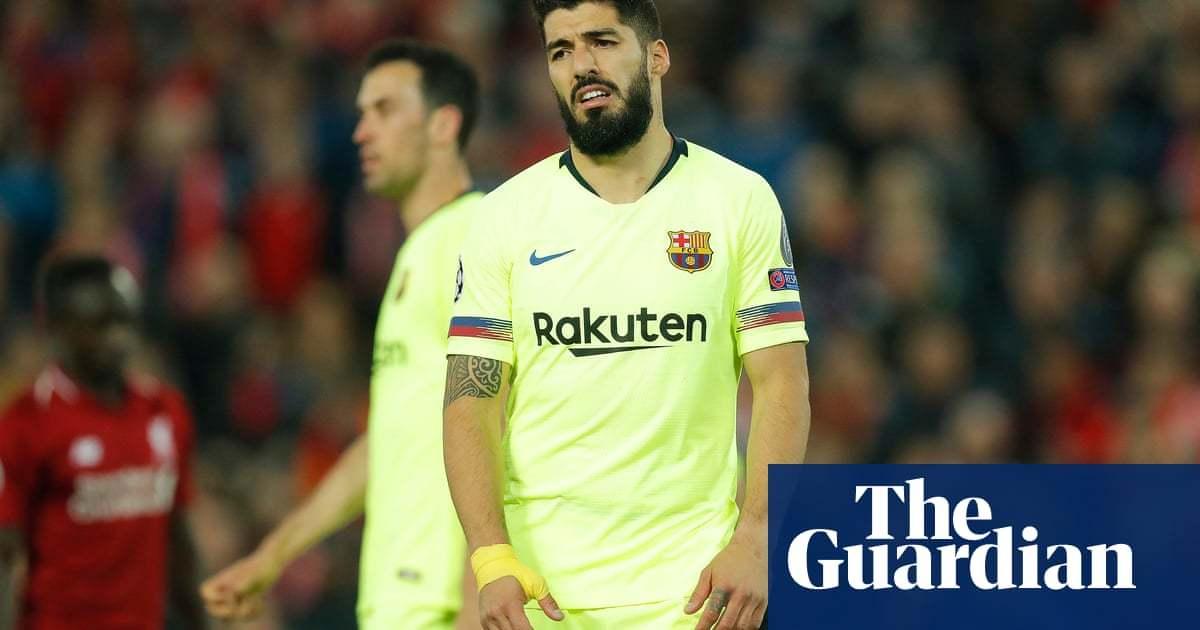 Suarez: Barca rất đau, nhưng đáng bị chửi