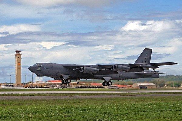 Mỹ điều B-52 đến Qatar đề phòng Iran tấn công