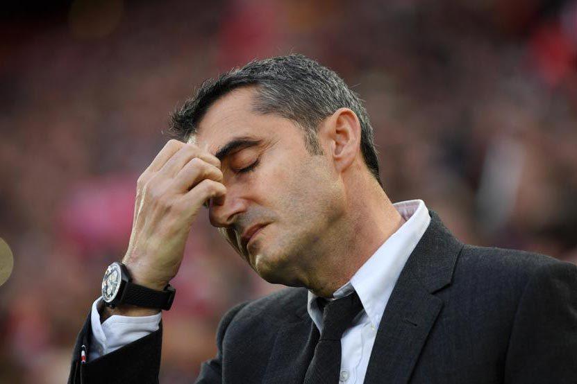 Barca,Ernesto Valverde,Xavi