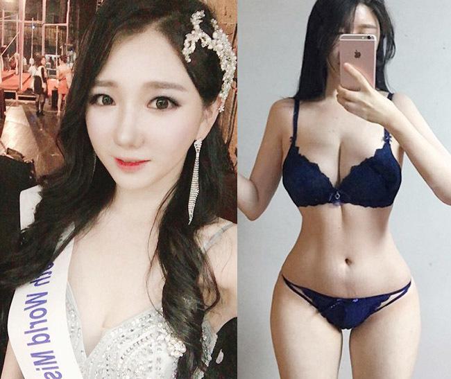 4 người mẫu Hàn Quốc được anh em hâm mộ cuồng nhiệt vì body 'cong' khó tin