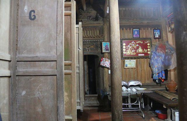 Ngôi nhà hơn 200 tuổi đặc trưng Bắc Bộ hiếm có ở Hà Nội