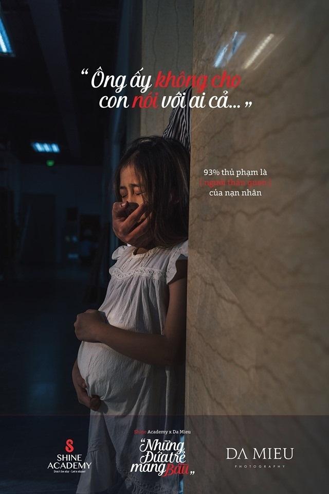 Trẻ em mang bầu,Xâm hại tình dục,Dâm ô