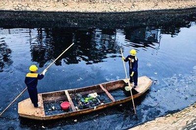 Thực hư thông tin làm sạch sông Tô Lịch chỉ trong 3 ngày