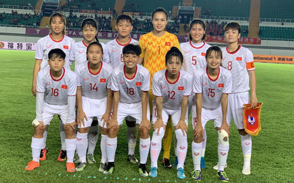 Vietnam lose to China in U19 football friendly event