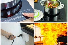 Sai lầm bà nội trợ mắc phải khi sử dụng bếp điện từ gây nguy hiểm tính mạng