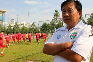 Chinh to be Binh Duong's technical director