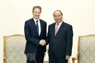 PM appreciates Warburg Pincus' investment in Vietnam