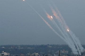 Sức tàn phá kinh hoàng của bom đạn ở Gaza