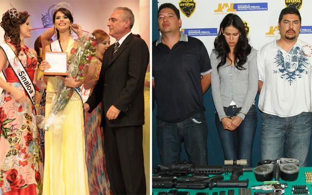 hoa hậu,trùm ma túy,Colombia,Mexico,Hot girl