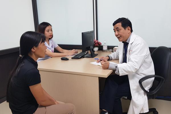 Bệnh nhân ung thư tăng, bệnh viện K mở thêm cơ sở mới