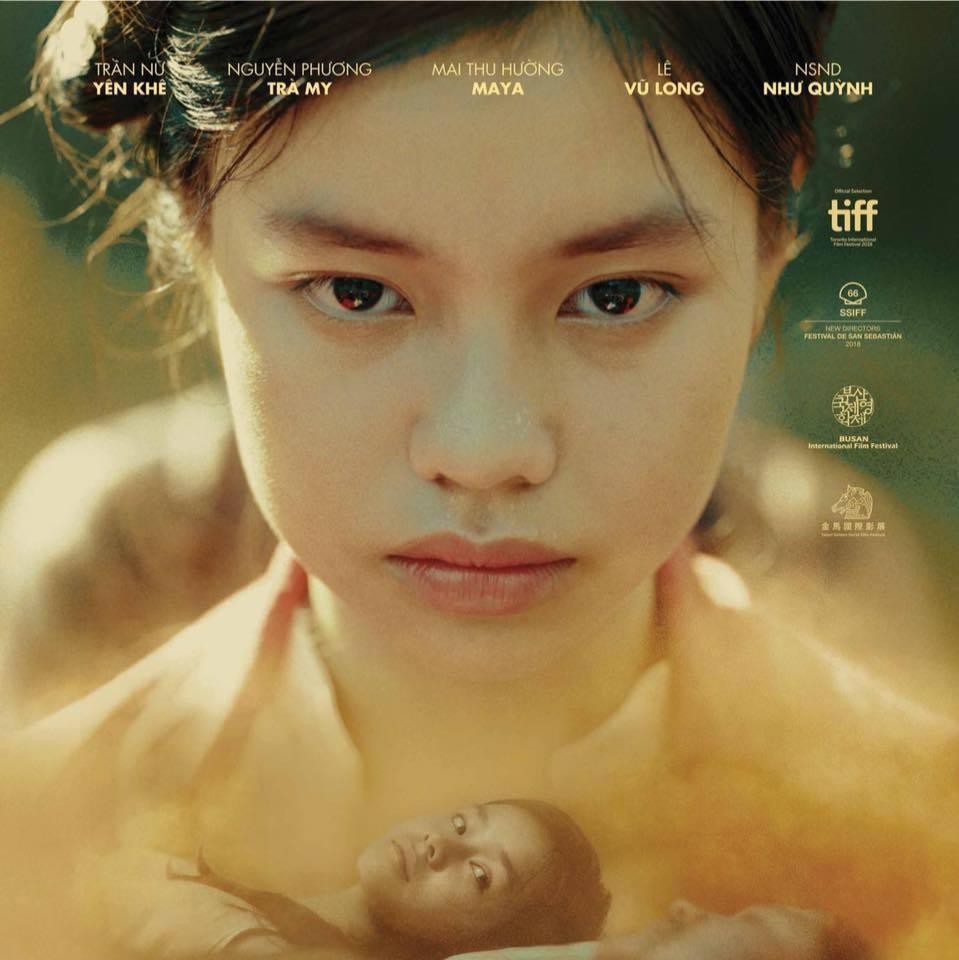 Nguyễn Phương Trà My,Người vợ ba,phim chiếu rạp