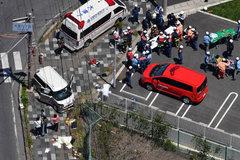 Hai ôtô đâm nhau, tông thẳng nhóm học sinh mẫu giáo ở Nhật