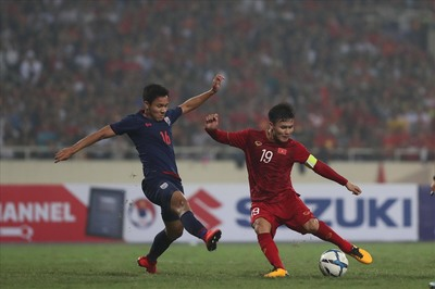 Lịch thi đấu của ĐT Việt Nam tại King's Cup 2019