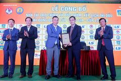 Thêm sân chơi cho bóng đá nữ Việt Nam