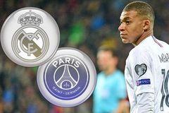Real Madrid trả giá kỷ lục 280 triệu Euro mua Mbappe