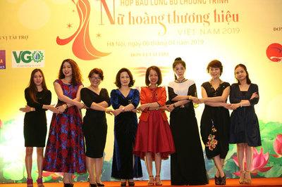 Vương miện 1,8 tỷ đồng cho 'Nữ hoàng thương hiệu Việt Nam 2019'