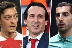 """Arsenal """"thanh trừng"""" loạt sao, Herrera bỏ MU ký 4 năm PSG"""