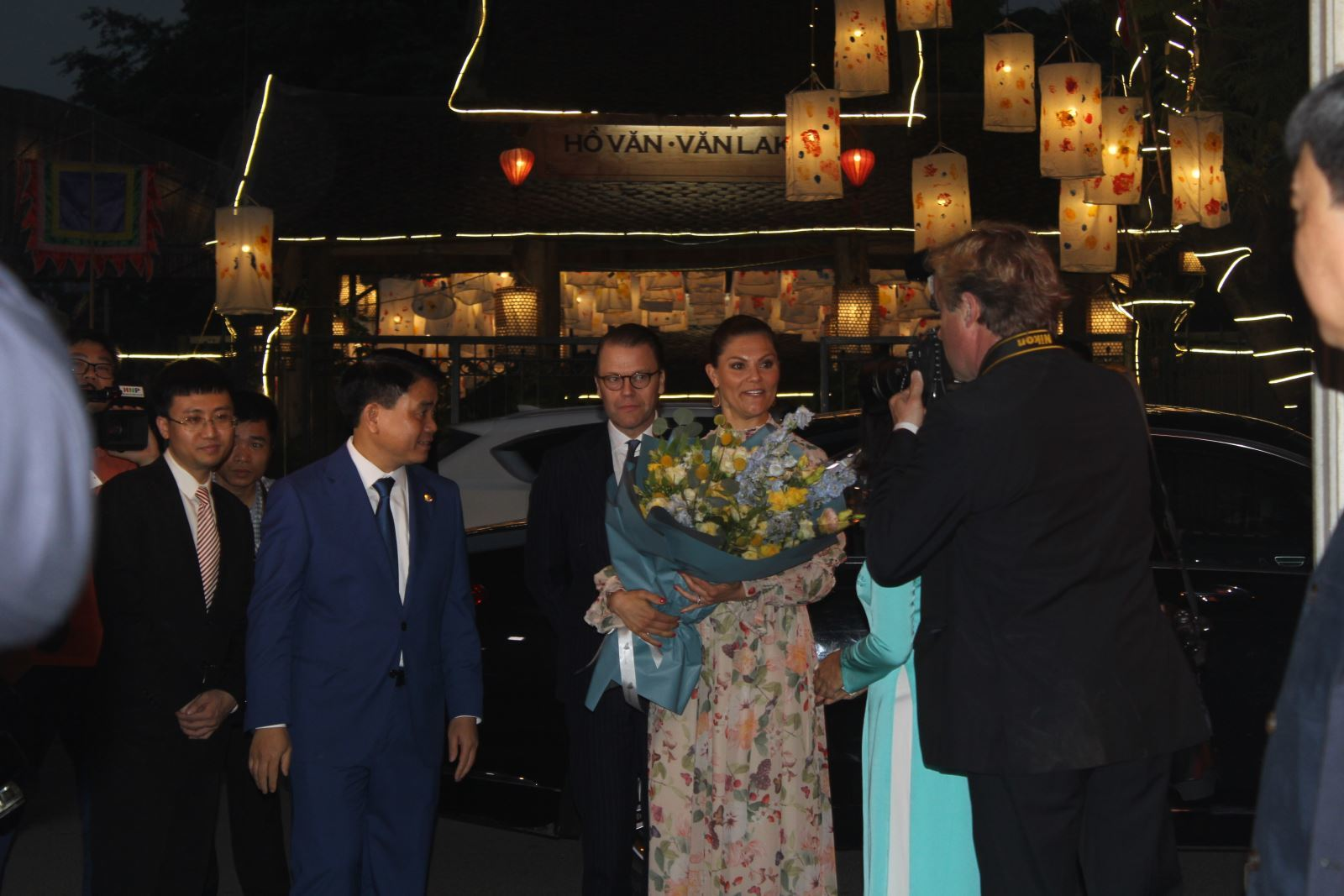 A day of Crown Princess of Sweden in Vietnam: When royal cares for livelihood