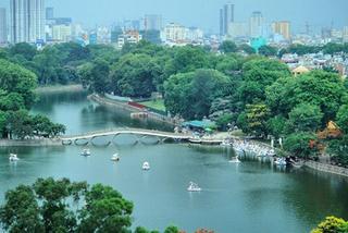 Hà Nội làm bãi xe ngầm hơn 1.700 tỷ trong công viên Thủ Lệ