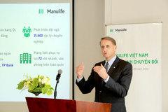 Manulife tập trung số hóa, đặt khách hàng làm trọng tâm