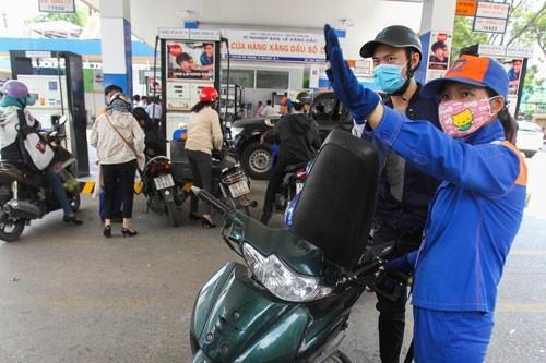 petrol price,Saigon Petro,E5