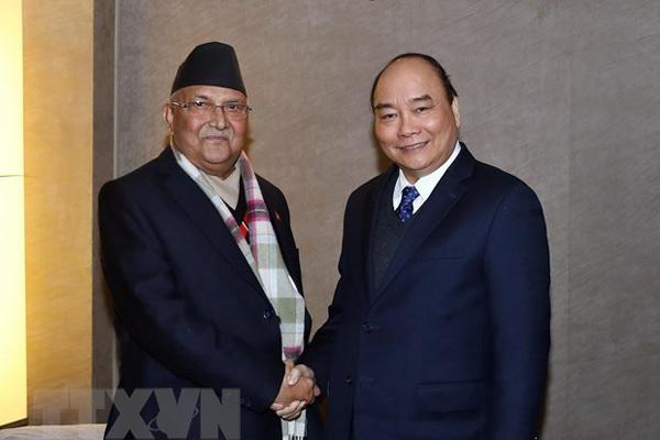 Đại lễ Vesak,Nepal,Thủ tướng Nguyễn Xuân Phúc