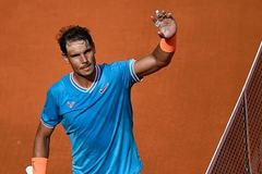 Madrid Open: Nadal thẳng tiến vòng 3