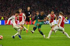 Chiếu lại cú hat-trick thần thánh của Lucas Moura cho Tottenham