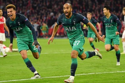 Ngược dòng kinh điển, Tottenham gặp Liverpool ở chung kết