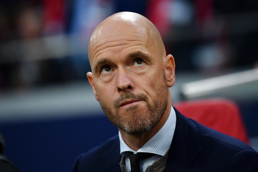 Ajax,Ajax vs Tottenham,Erik ten Hag,Cúp C1