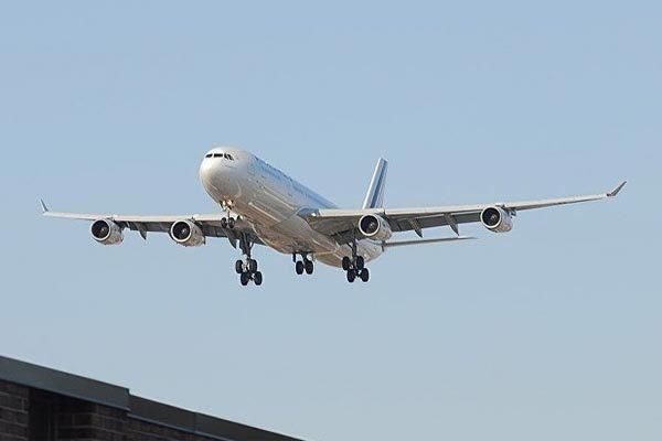 Pháp,sự cố hàng không,máy bay chở khách,Air France