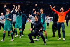 """Tottenham """"lật kèo"""" thần kỳ: Những kẻ phi thường"""
