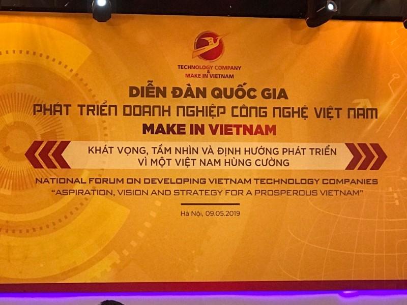 Việt Nam phát triển DN công nghệ để thoát bẫy thu nhập trung bình