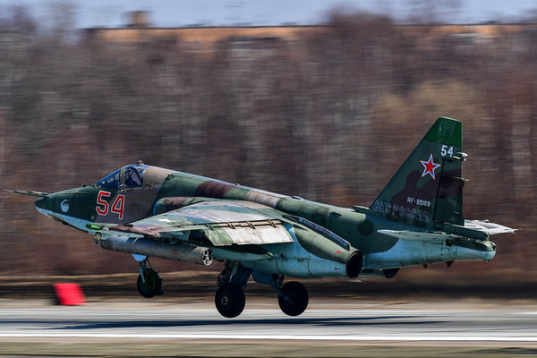 Nga tích hợp trí tuệ nhân tạo vào cường kích Su-25