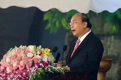 Thủ tướng: Con người xứ Thanh là một nguồn lực lớn