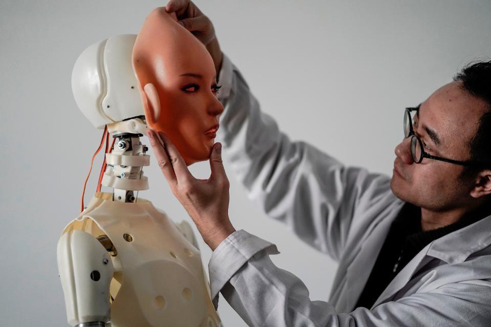 Robot tình dục,Đồ chơi tình dục,CES