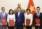 Chánh án TANDTC, Bộ Ngoại giao bổ nhiệm nhân sự mới