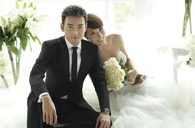 Hôn nhân của Tiêu Ân Tuấn và vợ thứ hai bế tắc sau 5 năm cưới