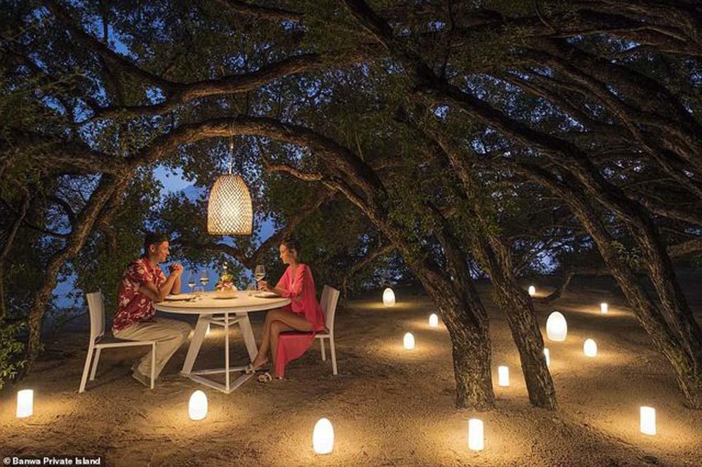 Khu nghỉ dưỡng dành cho giới siêu giàu đẹp cỡ nào?