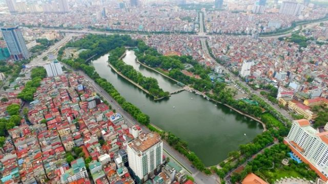 Hanoi plans 16,000 square-metre parking lot under Thu Le Zoo