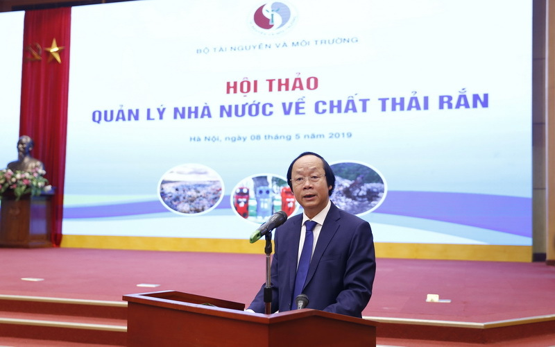 Vietnam strives to effectively manage solid waste