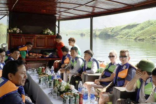 Local authorities to tap central region's river tourism potential