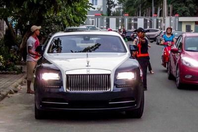Thiếu gia 9x đi Rolls Royce làm Giám đốc công ty 850 tỷ ở Ninh Bình là ai?